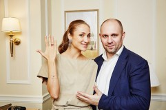 Вечер с AlenaKochetkova