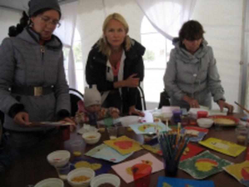 Фестиваль в Коломенском