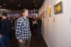 Выставка Маркуса Мартиновича