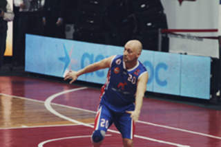 Благотворительный баскетбольный матч :: УСЗ
